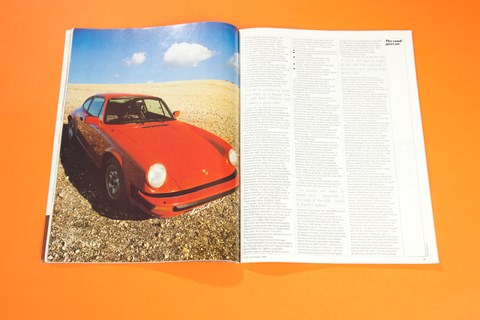 Porsche 911, the road goes on: CAR magazine, December 1980