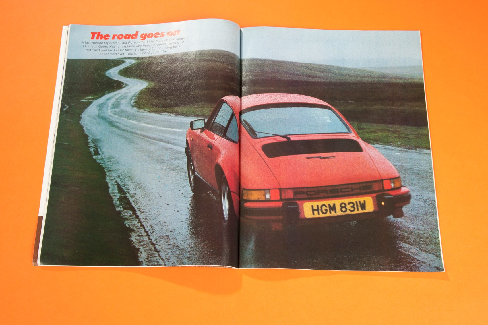 911 refuses to die how close the rear engined porsche came to rh carmagazine co uk