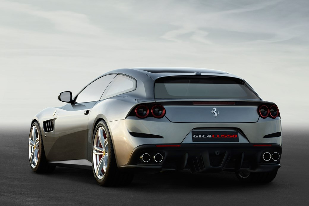 Its an FF Jim but not as we know it 2016 Ferrari GTC4 Lusso