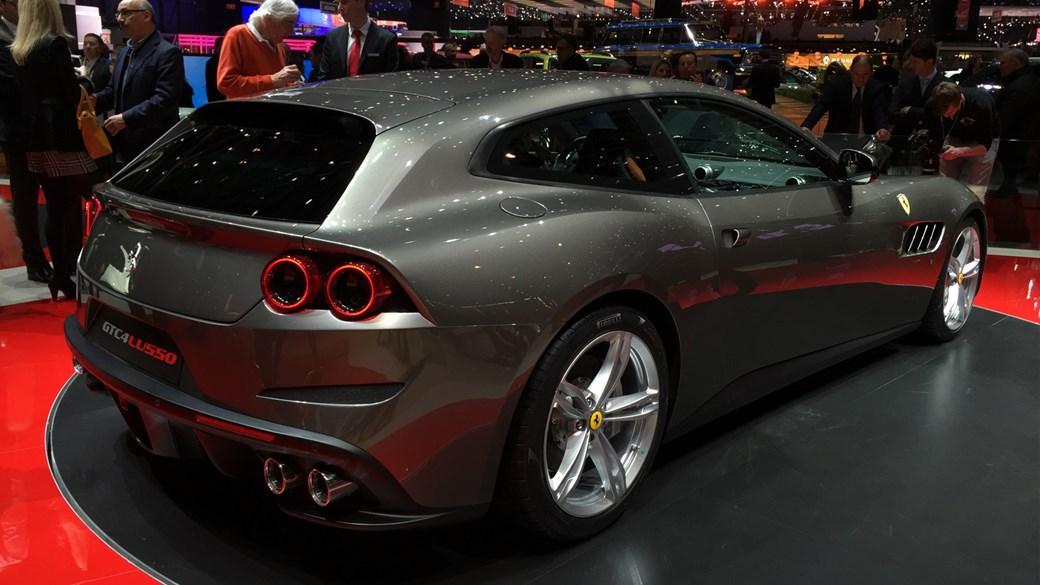 Itu0027s An FF, Jim, But Not As We Know It: 2016 Ferrari GTC4