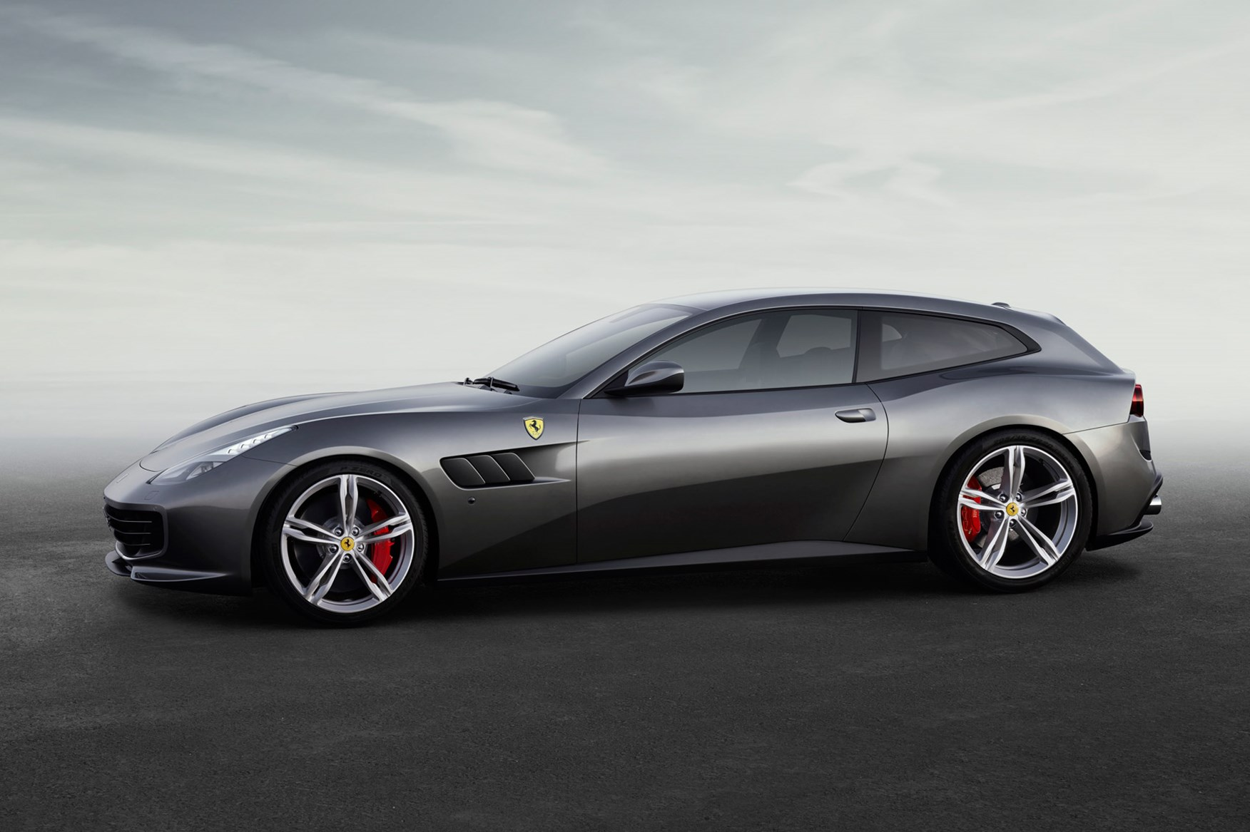 it's an ff, jim, but not as we know it: 2016 ferrari gtc4 lusso