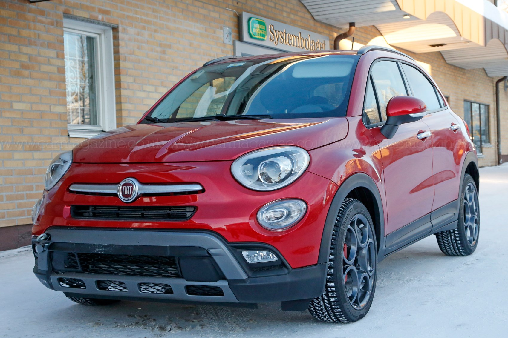 fiat 500x abarth 2018 is fiat readying a hot hatch. Black Bedroom Furniture Sets. Home Design Ideas