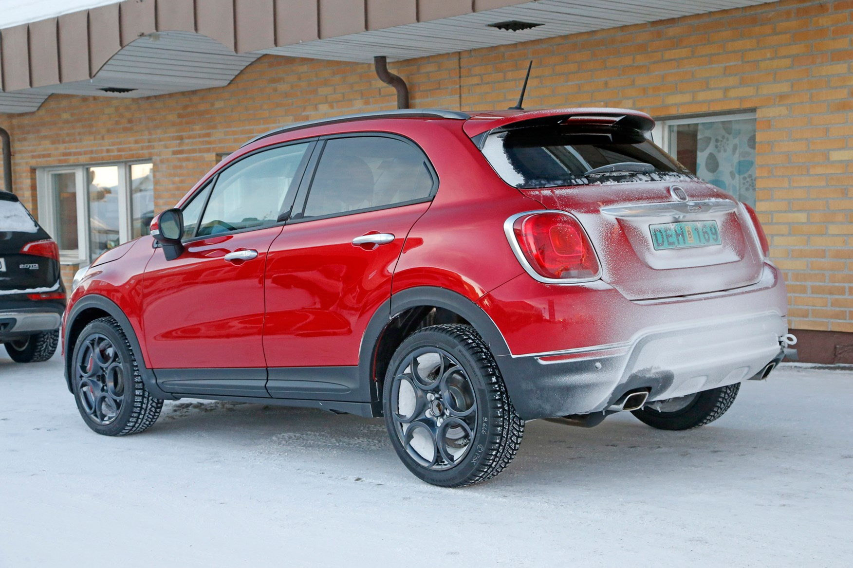Fiat 500x Abarth 2018 Is Fiat Readying A Hot Hatch