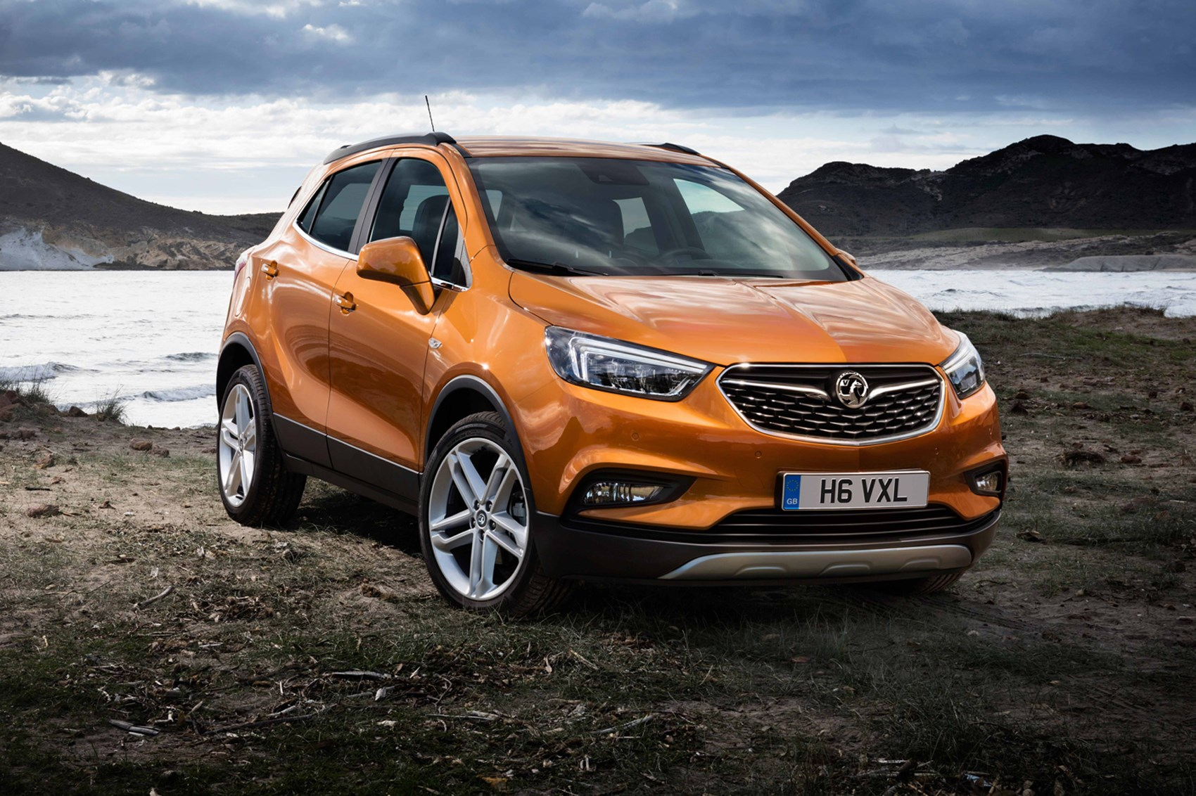 vauxhall mokka x revealed a facelift and a name change. Black Bedroom Furniture Sets. Home Design Ideas