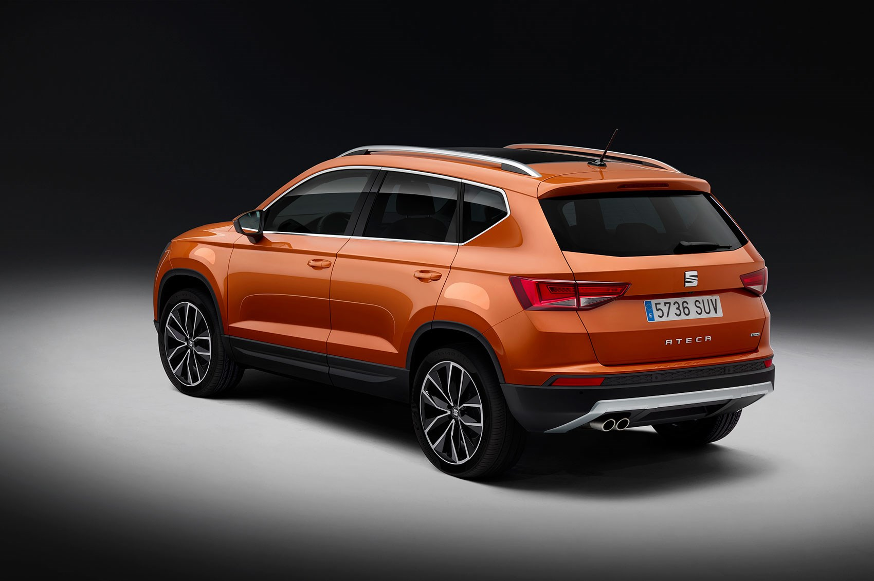 seat ateca crossover prices and specs announced for spanish qashqai car magazine. Black Bedroom Furniture Sets. Home Design Ideas