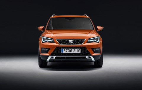 Seat Ateca: the new face of Spanish SUVs