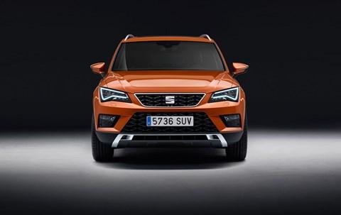 Seat Ateca: the new face of Spanish SUVs