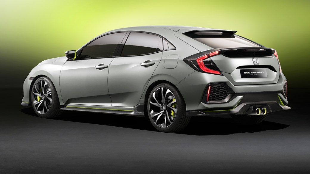 2016 Honda Civic Prototype