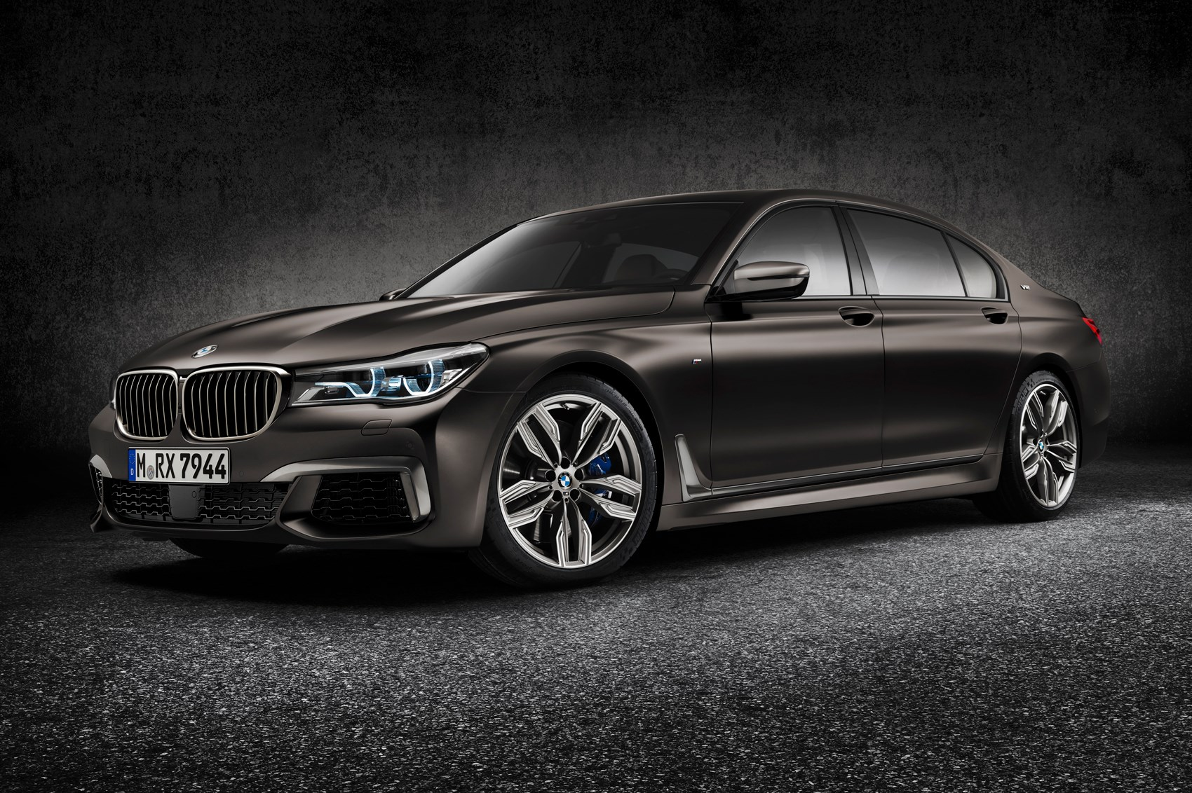 Things that like to go Mmm now include the BMW M760Li xDrive