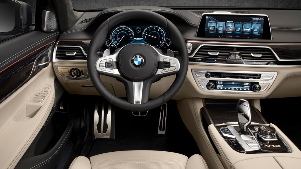 Things that like to go Mmm now include the BMW M760Li xDrive by CAR ...