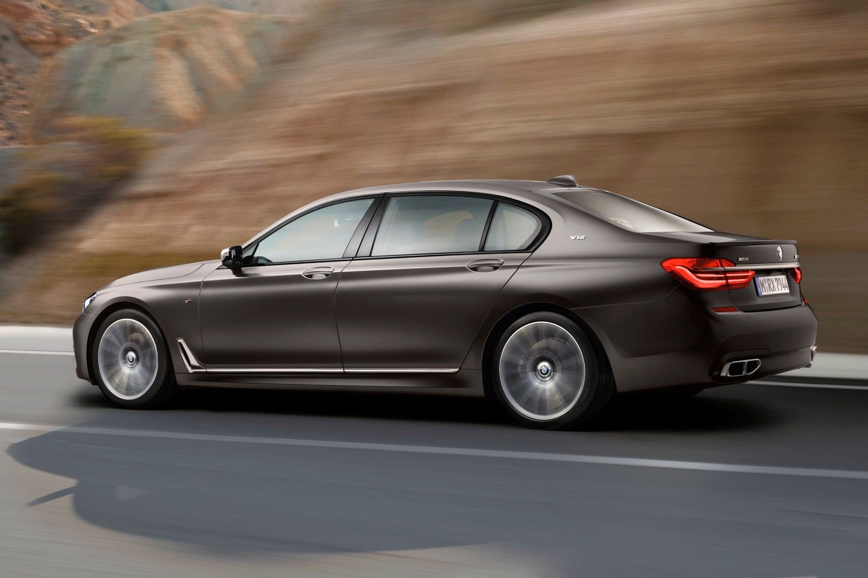 Things that like to go Mmm now include the BMW M760Li xDrive by CAR