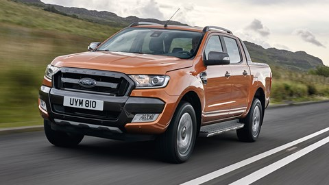 2016 Ford Ranger >> Ford Ranger Wildtrack 2016 Review Car Magazine
