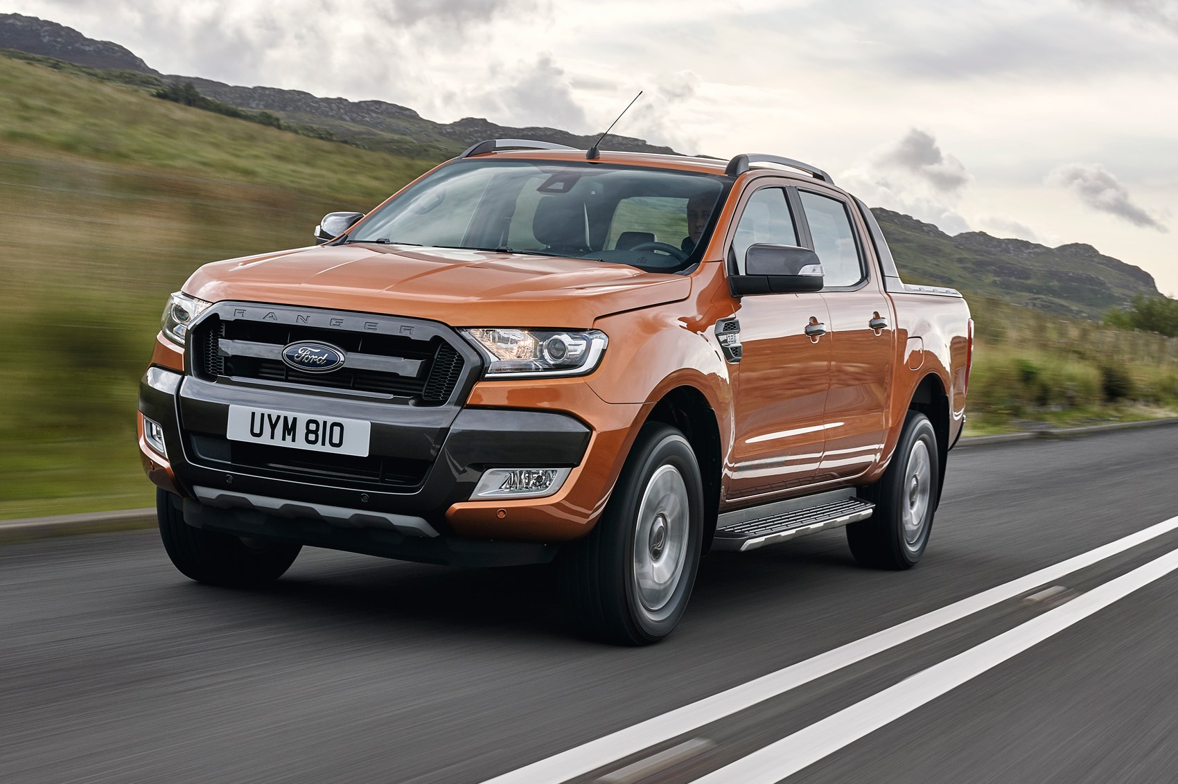 Used Vw Amarok >> Ford Ranger Wildtrack (2016) review by CAR Magazine