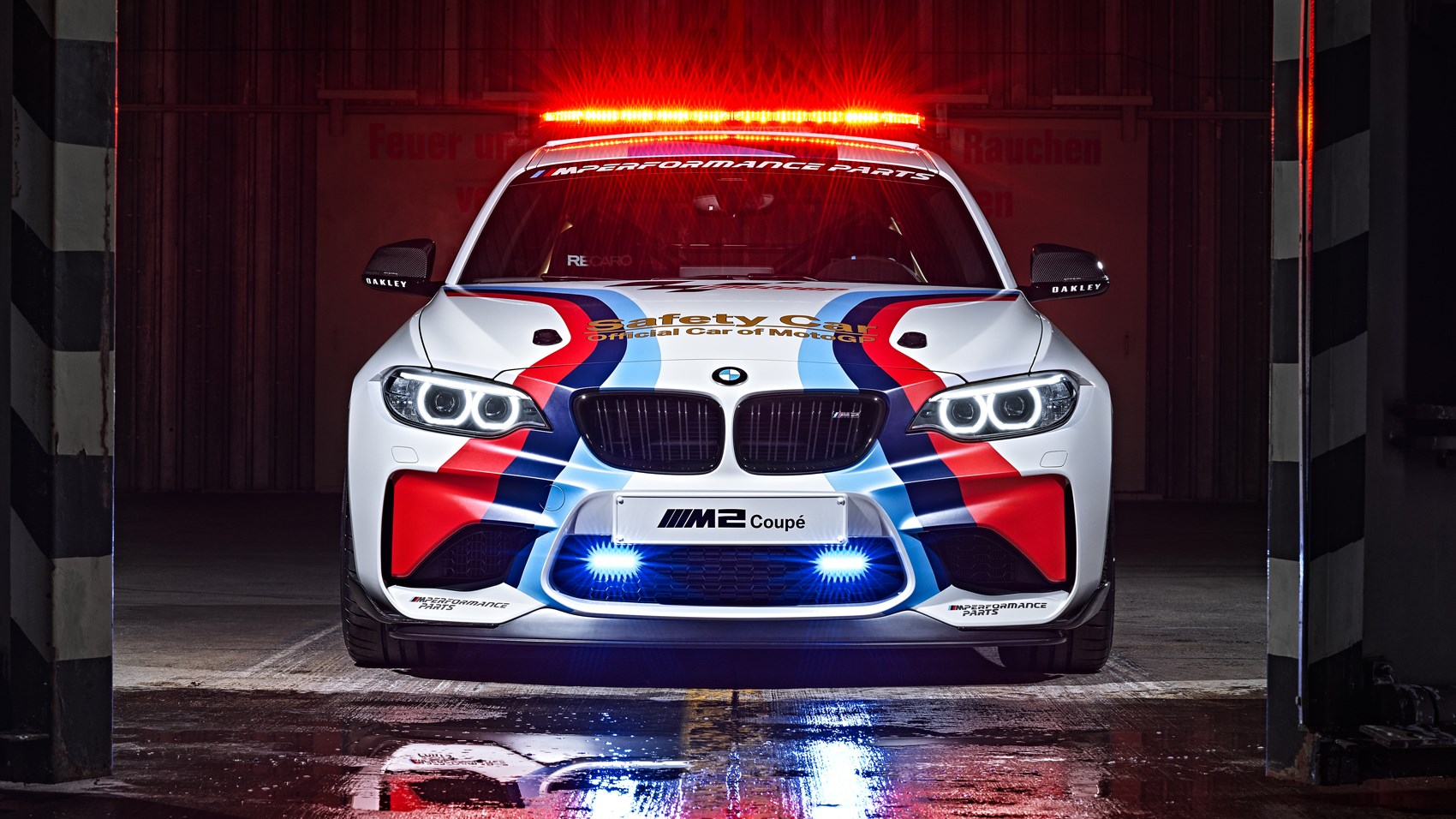 bcb4aa6e87f Gallery: BMW M2 is the 2016 MotoGP safety car | CAR Magazine