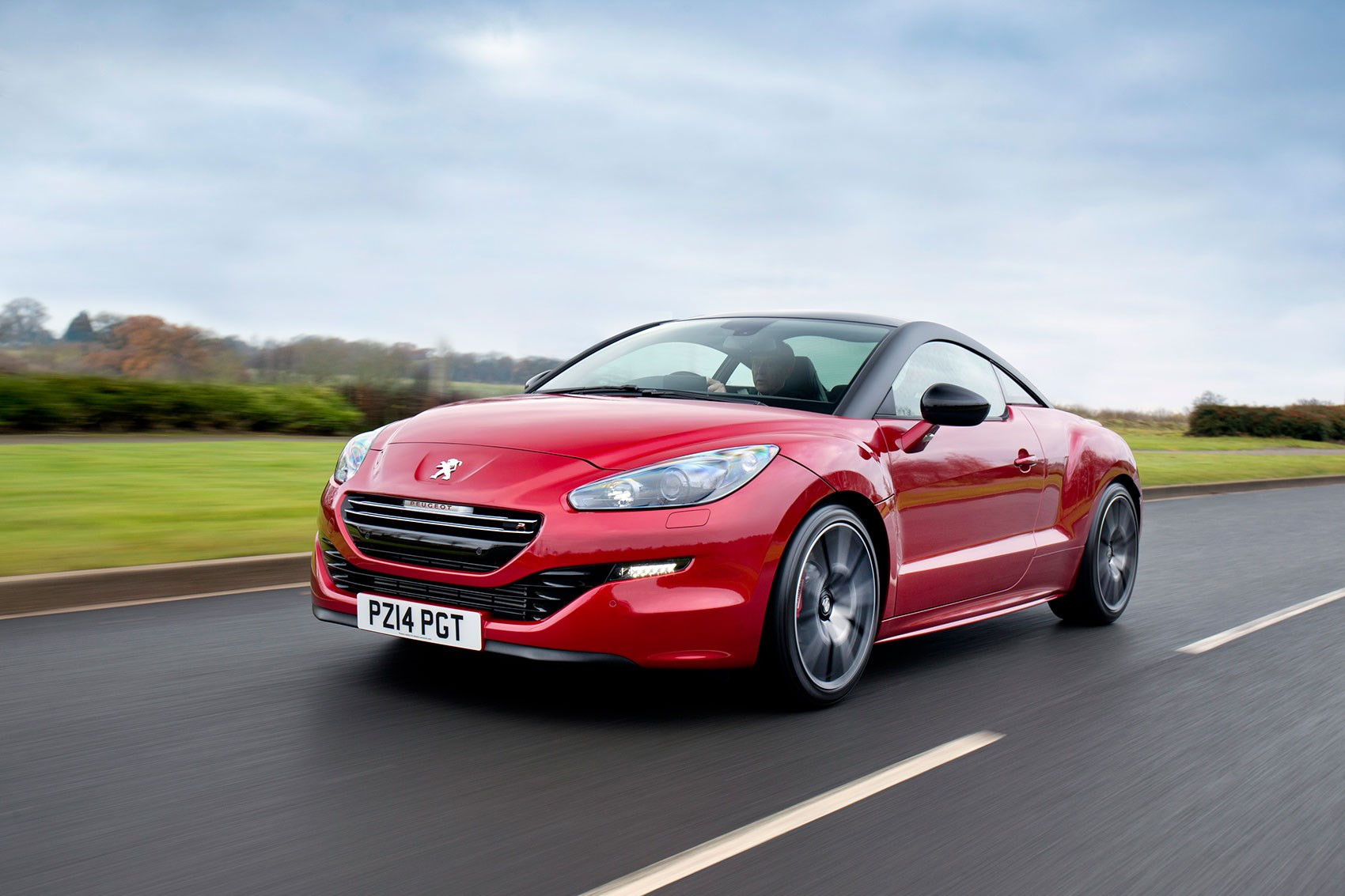 The Double Bubble Bursts Only 100 Peugeot Rcz Coupes Left