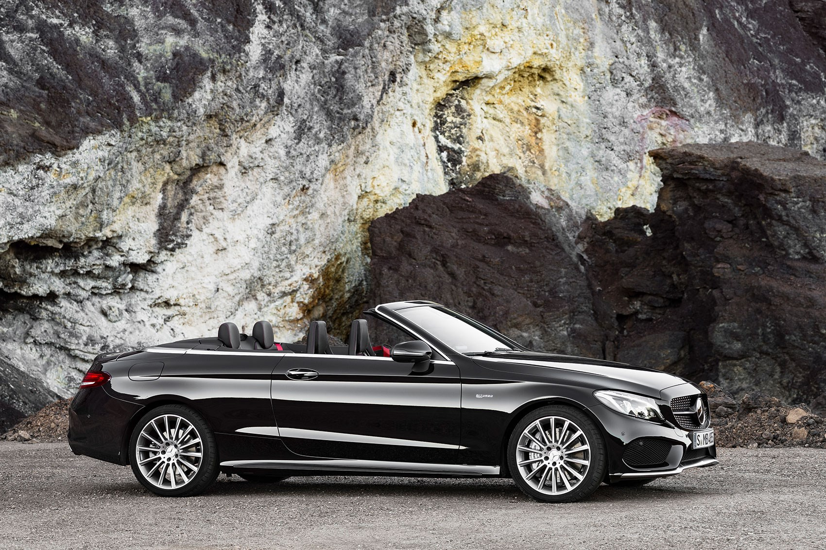 designer fabric new 2016 mercedes c class cabriolet revealed at geneva car magazine. Black Bedroom Furniture Sets. Home Design Ideas