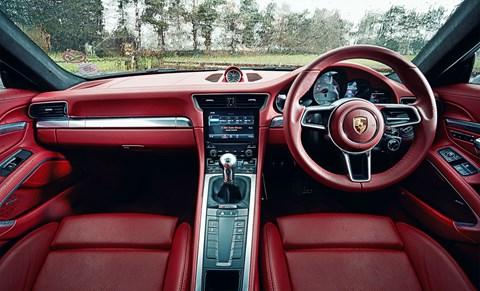 Porsche 911 Turbo S vs Jaguar F-type R vs Mercedes-AMG GT S