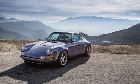 Singer Vehicle Design Porsche 964 911, just spectacular