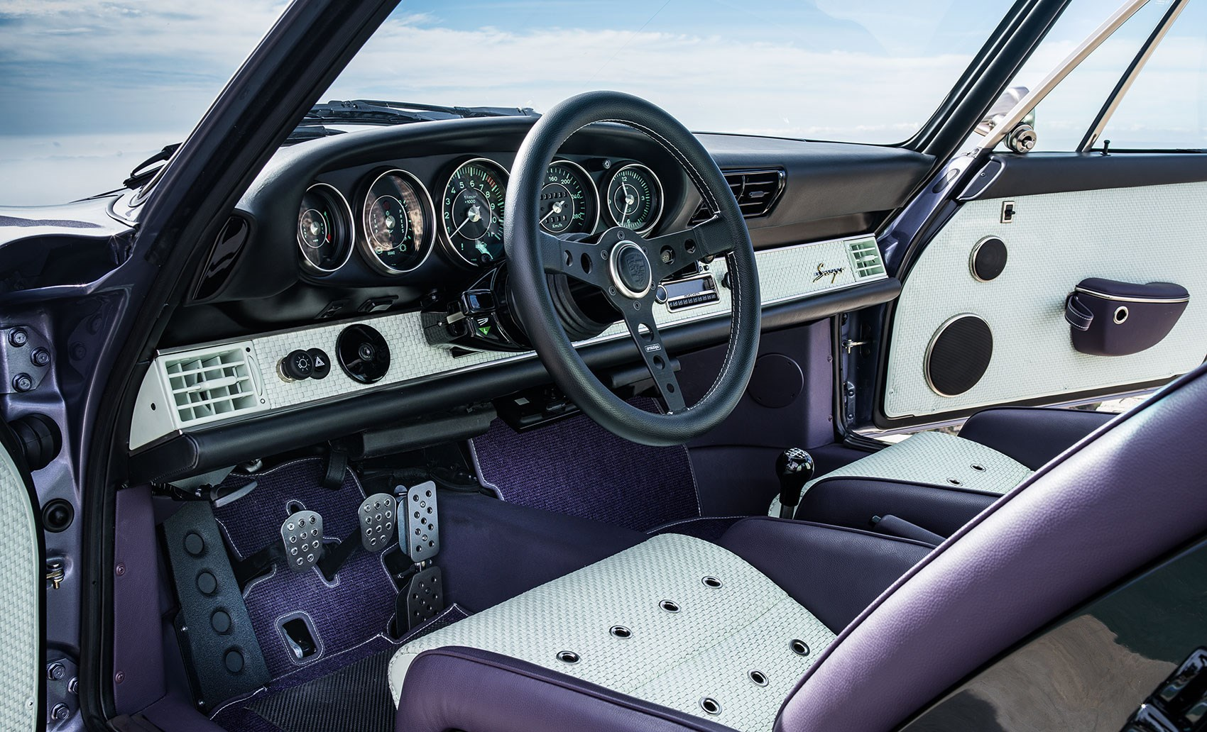 Inside Singer Vehicle Design The Porsche 911 Experts Car Magazine