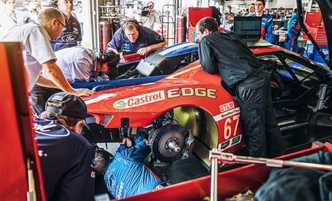 Ford GT at Daytona