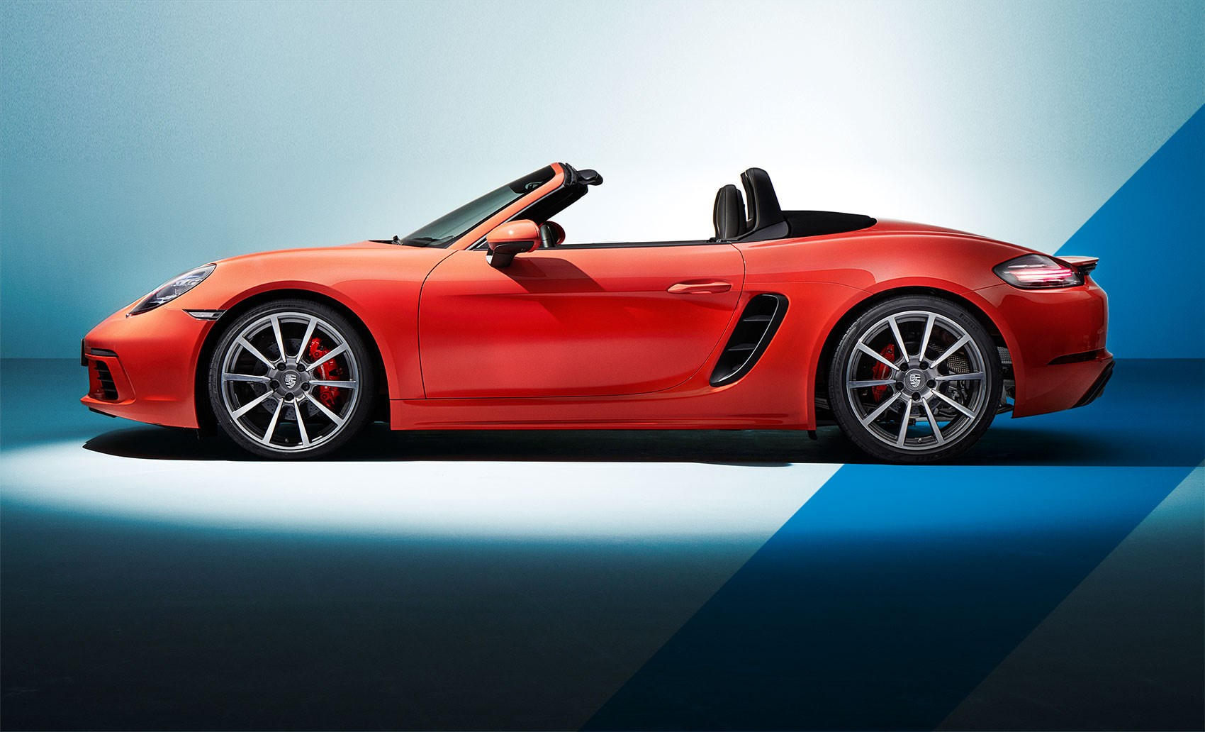 Love In The Time Of Efficiency Porsche 718 Boxster First Ride And Remote Starter Diagram Turbo Four Produces More Torque While At Same Reducing Fuel Consumption By 15