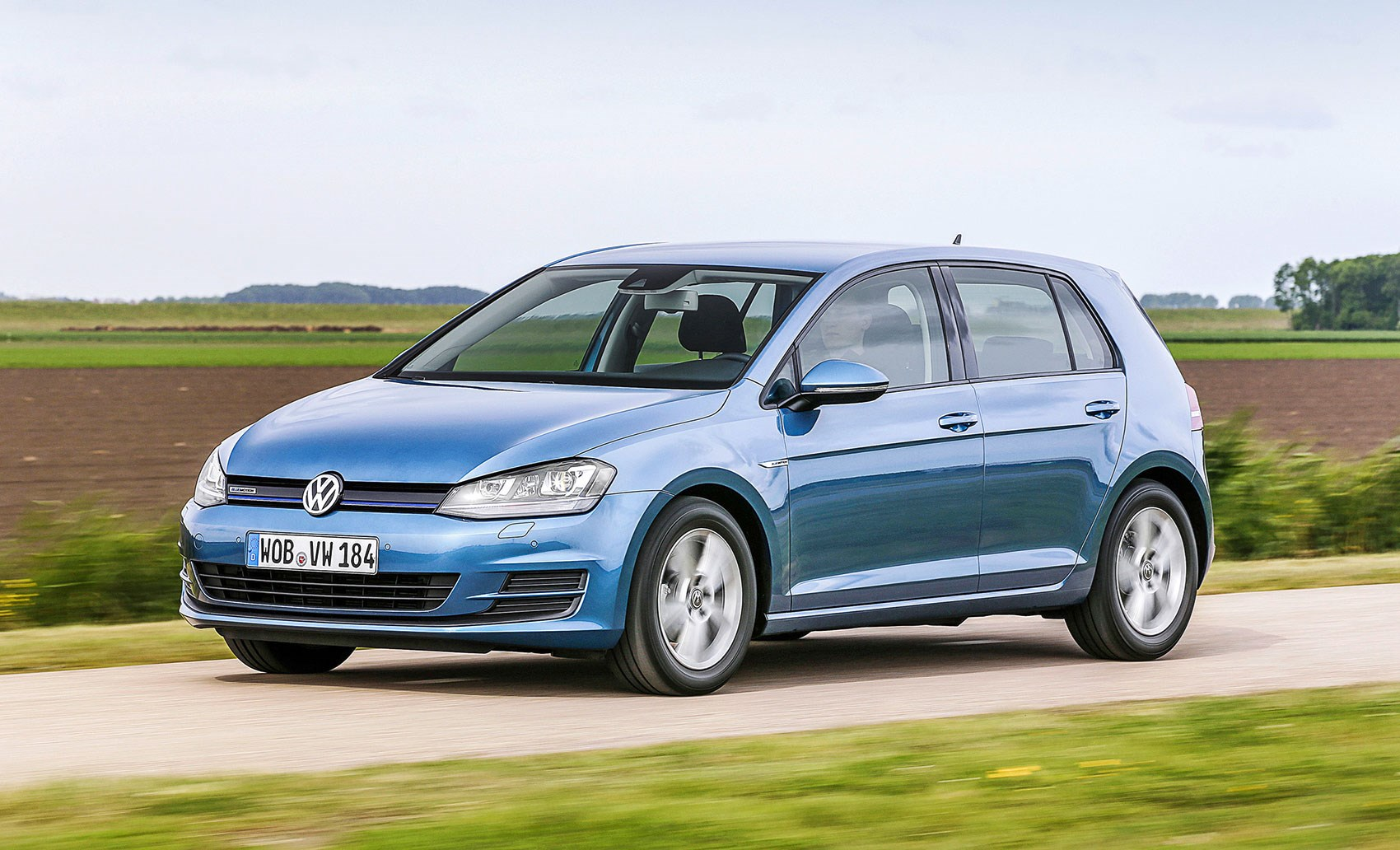 Blue May Be The New Green But Those Hoping For Epic Mpg Figures Should Look Away Now