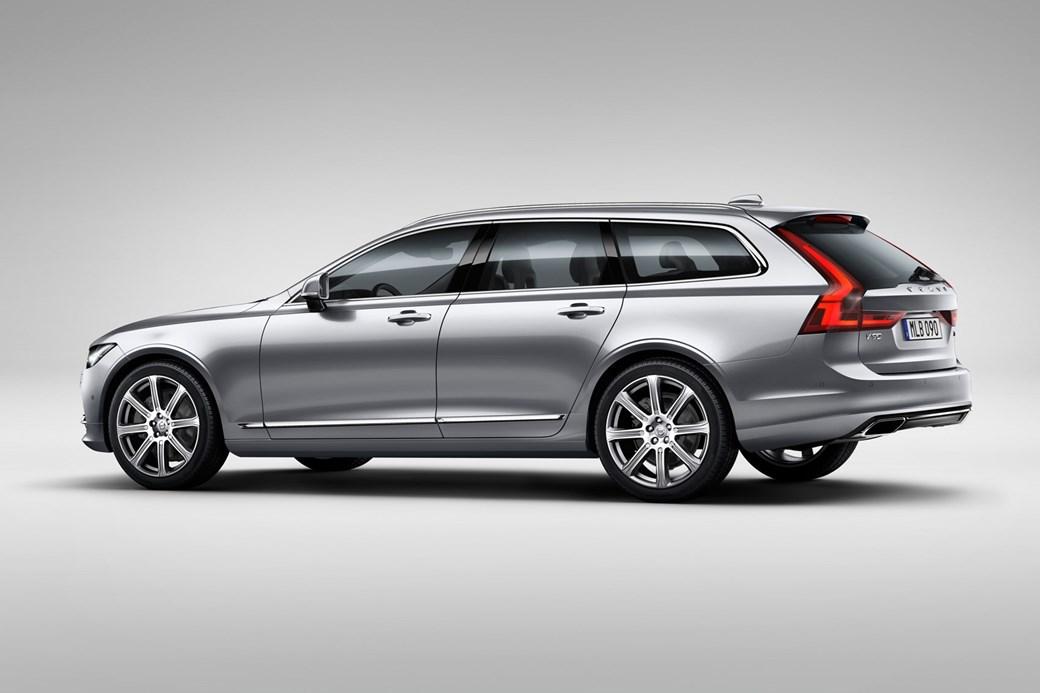 Volvo V90: another Geneva motor show debutant