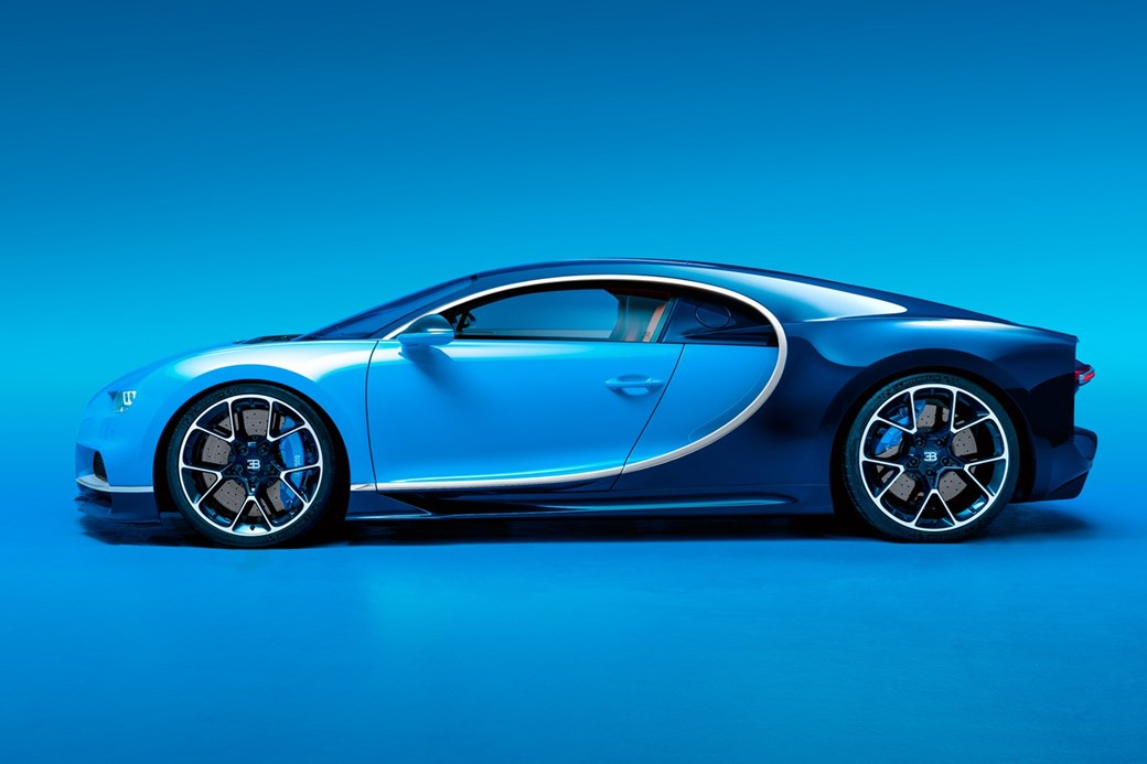 Bugatti Chiron: the next chapter in go-faster performance benchmarks