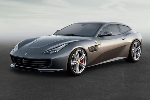 Ferrari GTC4 Lusso: it's the new FF at Geneva