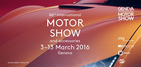 The Geneva motor show 2016: a full preview by CAR magazine UK