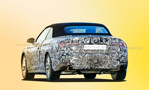 Audi's Mk2 A5 cabriolet is expected to arrive in the autumn of 2016