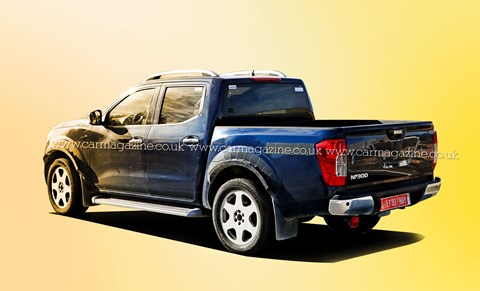 Essentially a Nissan Navara thanks to the Daimler-Nissan alliance, Merc's pick-up will arrive in 2019