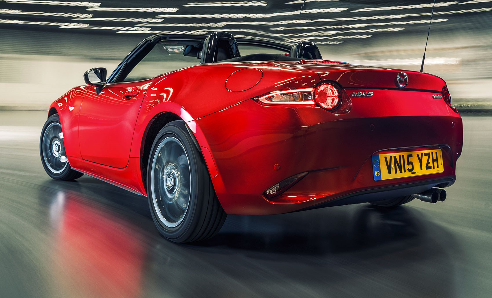 Why you should lease a Mazda MX-5 for £293pm, CAR+ March 2016 | CAR