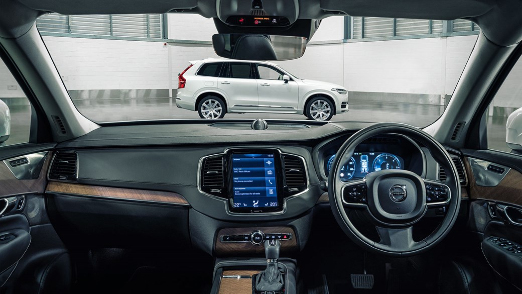 Why You Should Lease A Volvo Xc90 For 499pm Car March 2016
