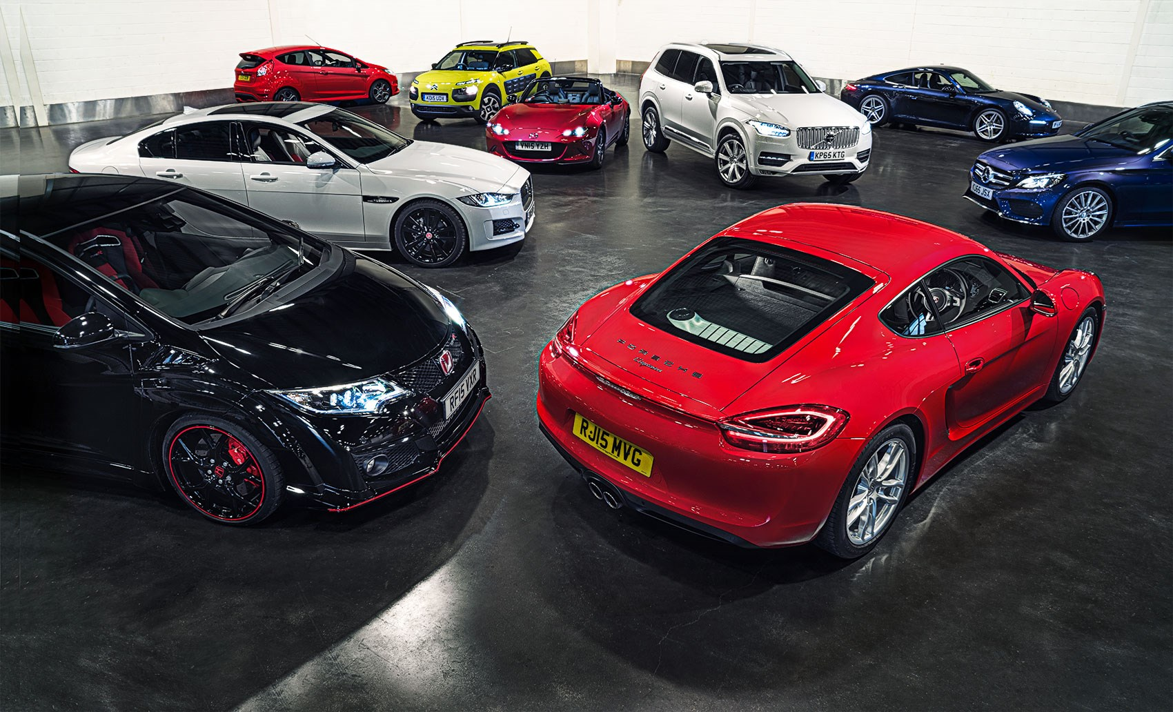 Leased Cars: 2016's Top Leasing Deals Revealed: Own An Epic Car From £
