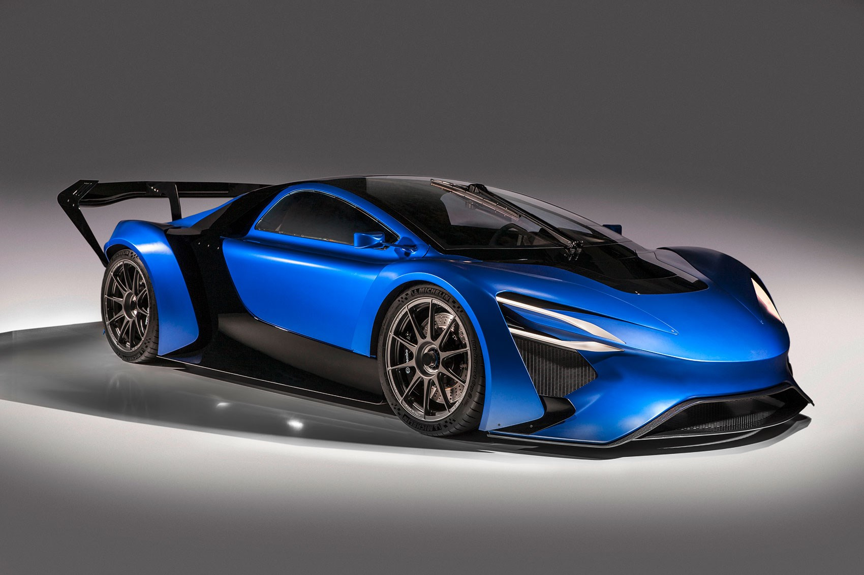 Techrules Tries To Rewrite The Rules: New TREV Supercar