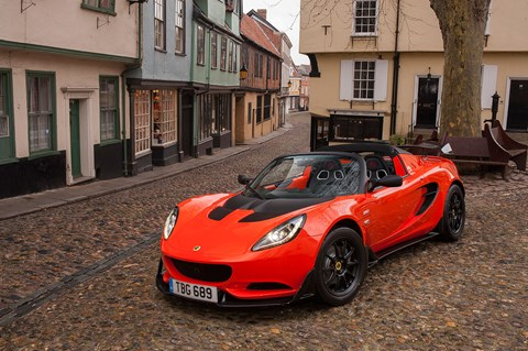 Lotus Elise Cup 250: the fastest Elise ever