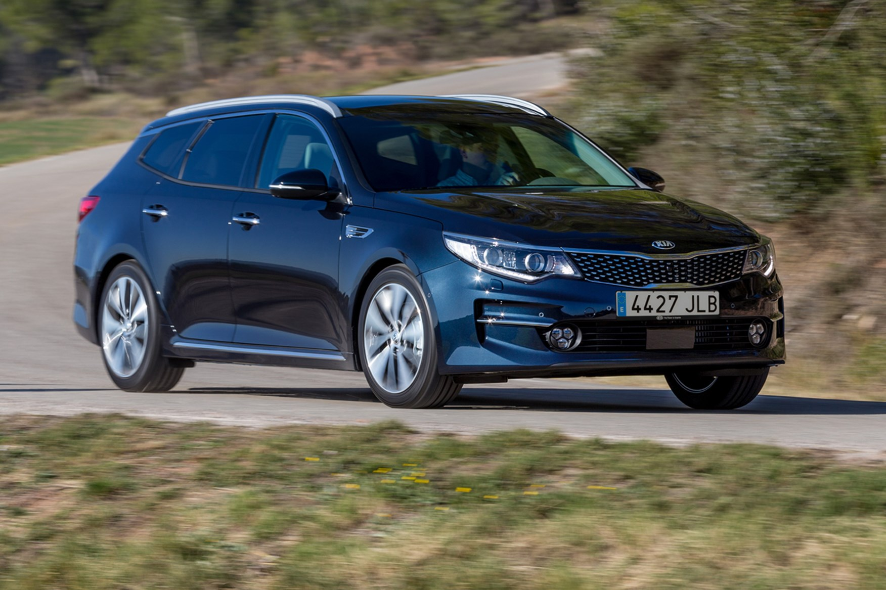 Kia Optima Sw Estate 2016 Revealed The Optima You Might