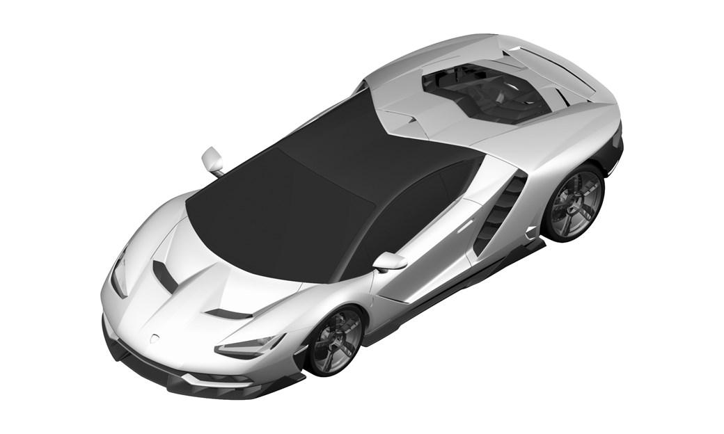 Lamborghini Centenario Roadster Unveiled Car Magazine