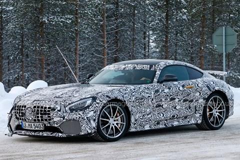 2016 Mercedes-AMG GT R