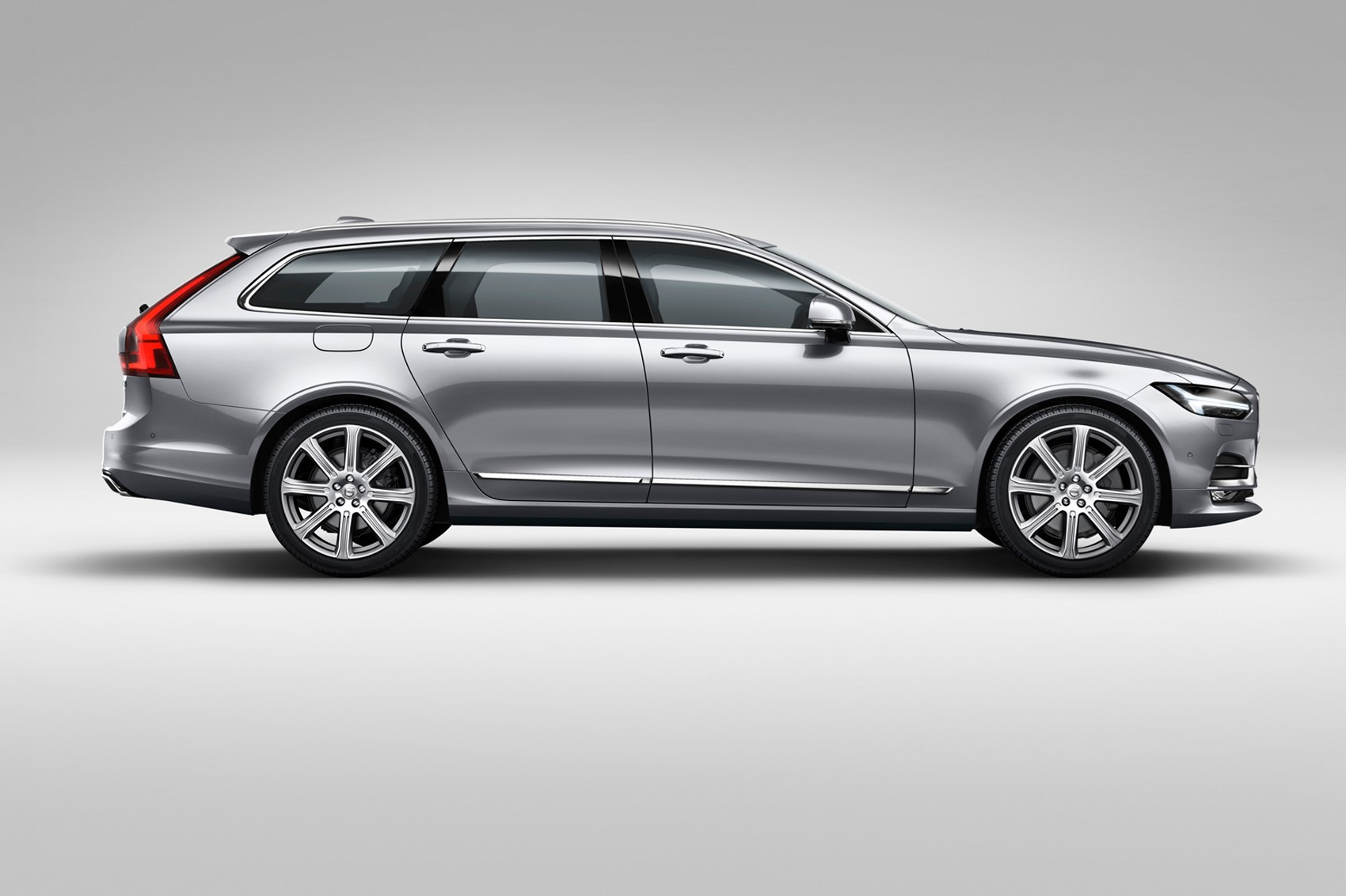Volvo V90 (2016) revealed: the S90\'s estate mate is here by CAR Magazine
