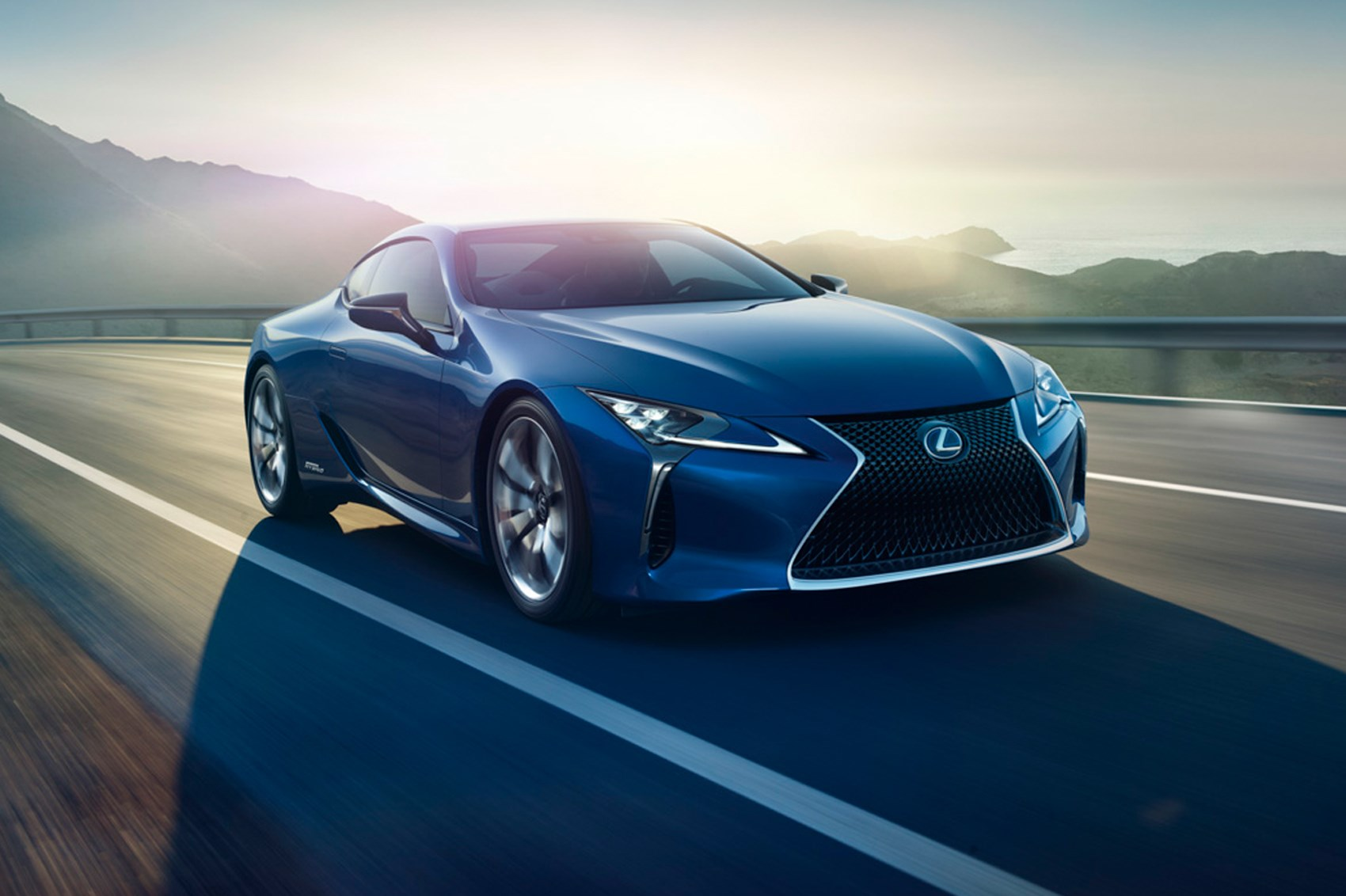 Lexus Lc500h New Coupe Gets Clever Complex Hybrid Tech For 2017