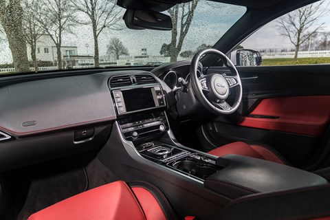 2016 Jaguar XE long-term test