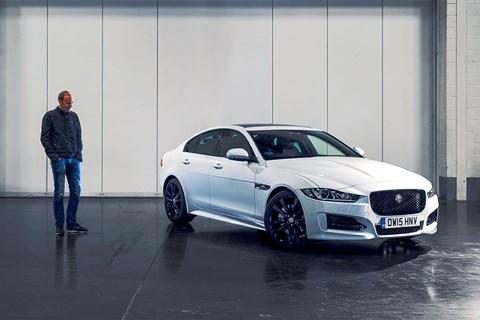 CAR magazine's new Jaguar XE