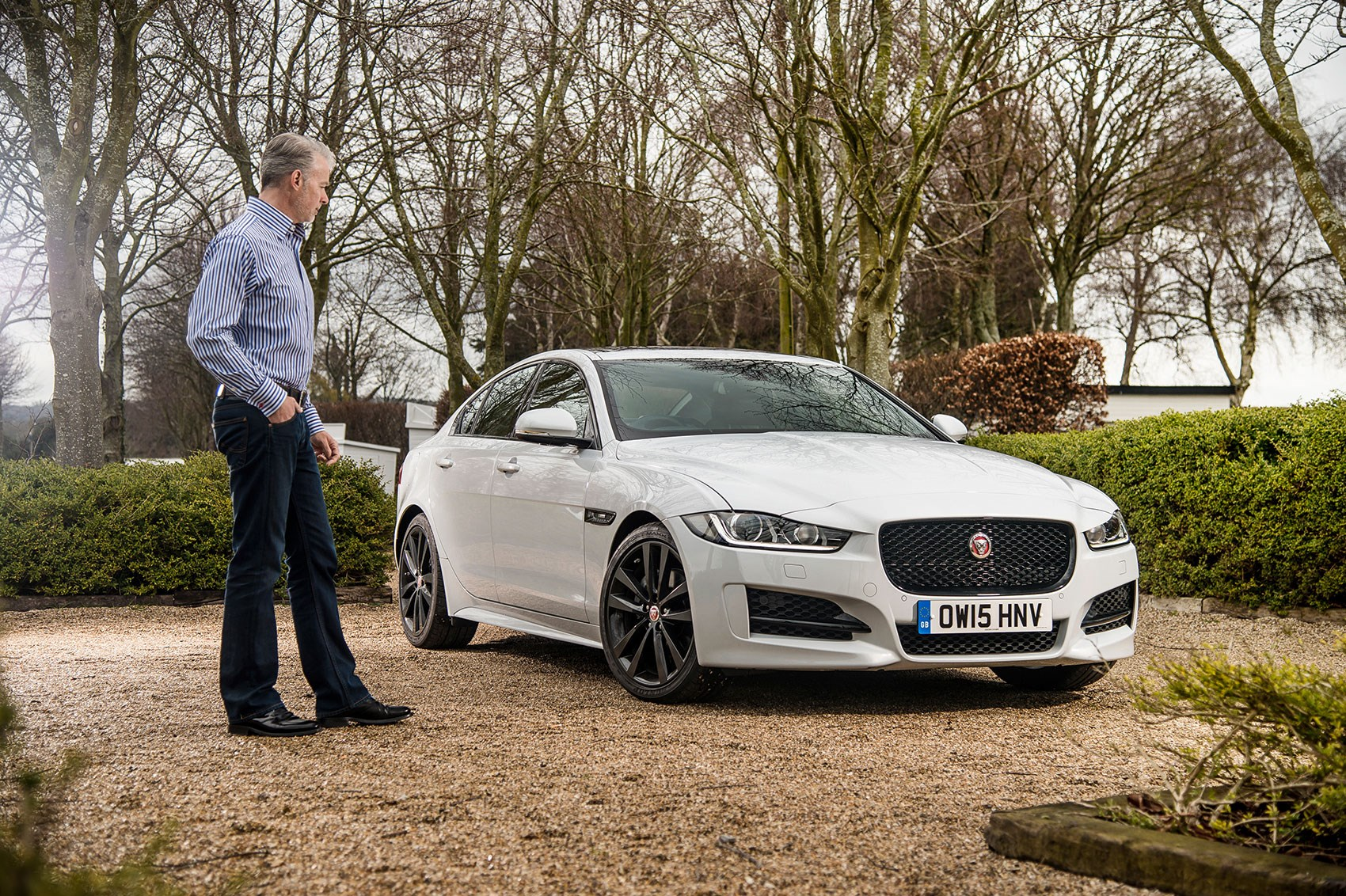 CARu0027s Contributing Editor Ben Whitworth Bids A Fond Ish Farewell To Our  Long Term Jaguar XE ...