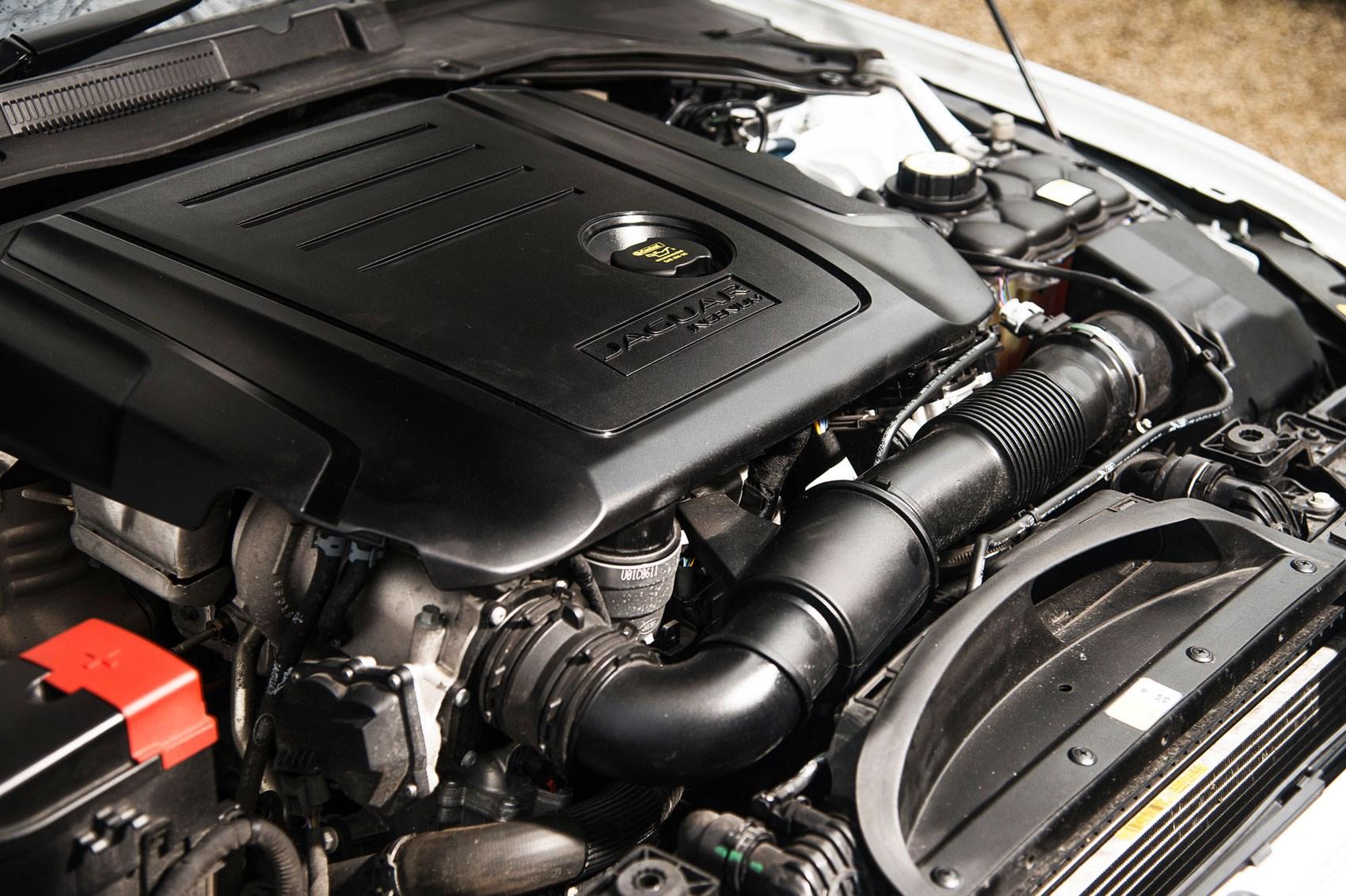 2016 Jaguar XE long term test