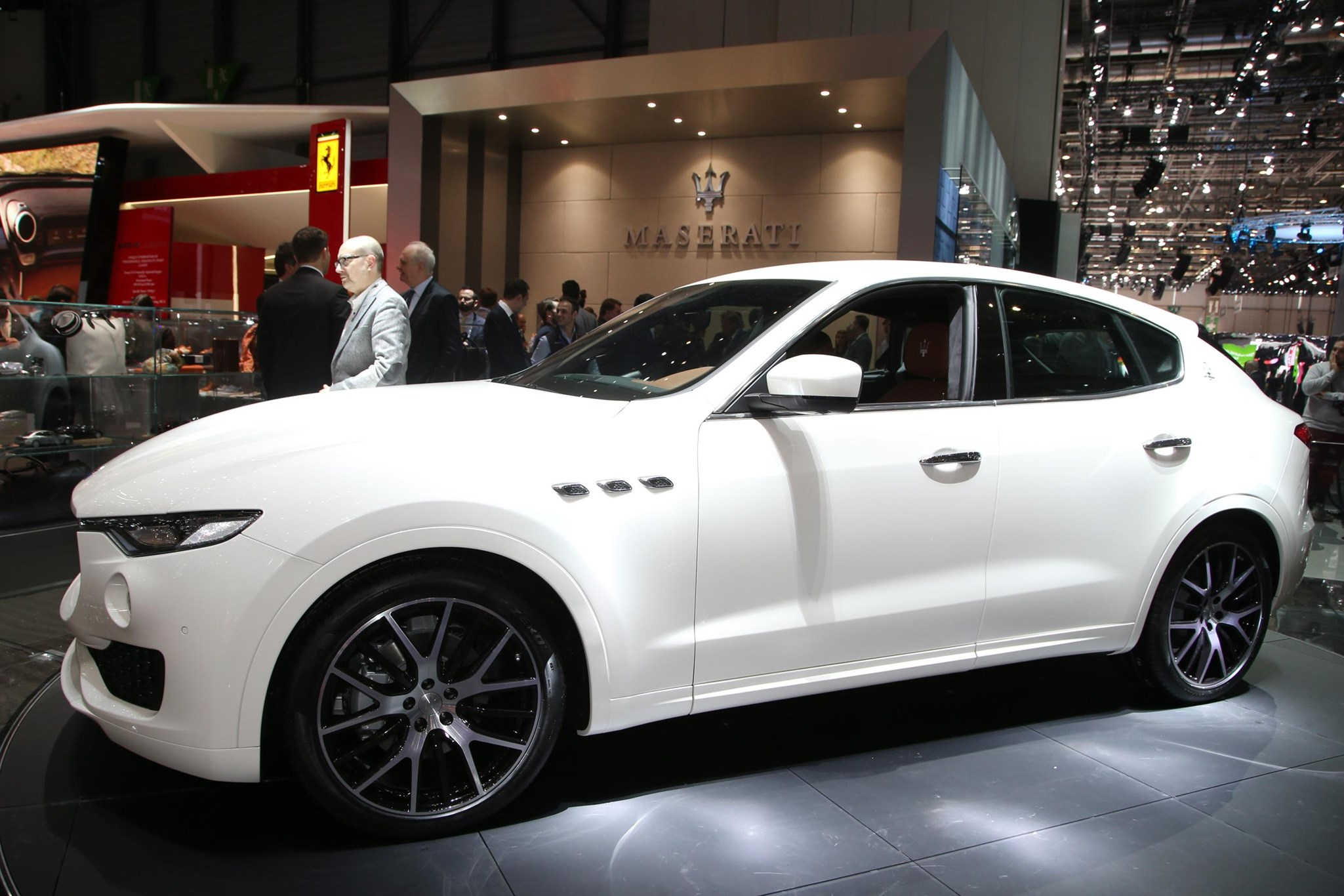 Cars That Start With W >> Maserati S First Suv Will Be Diesel Only For The Uk Car