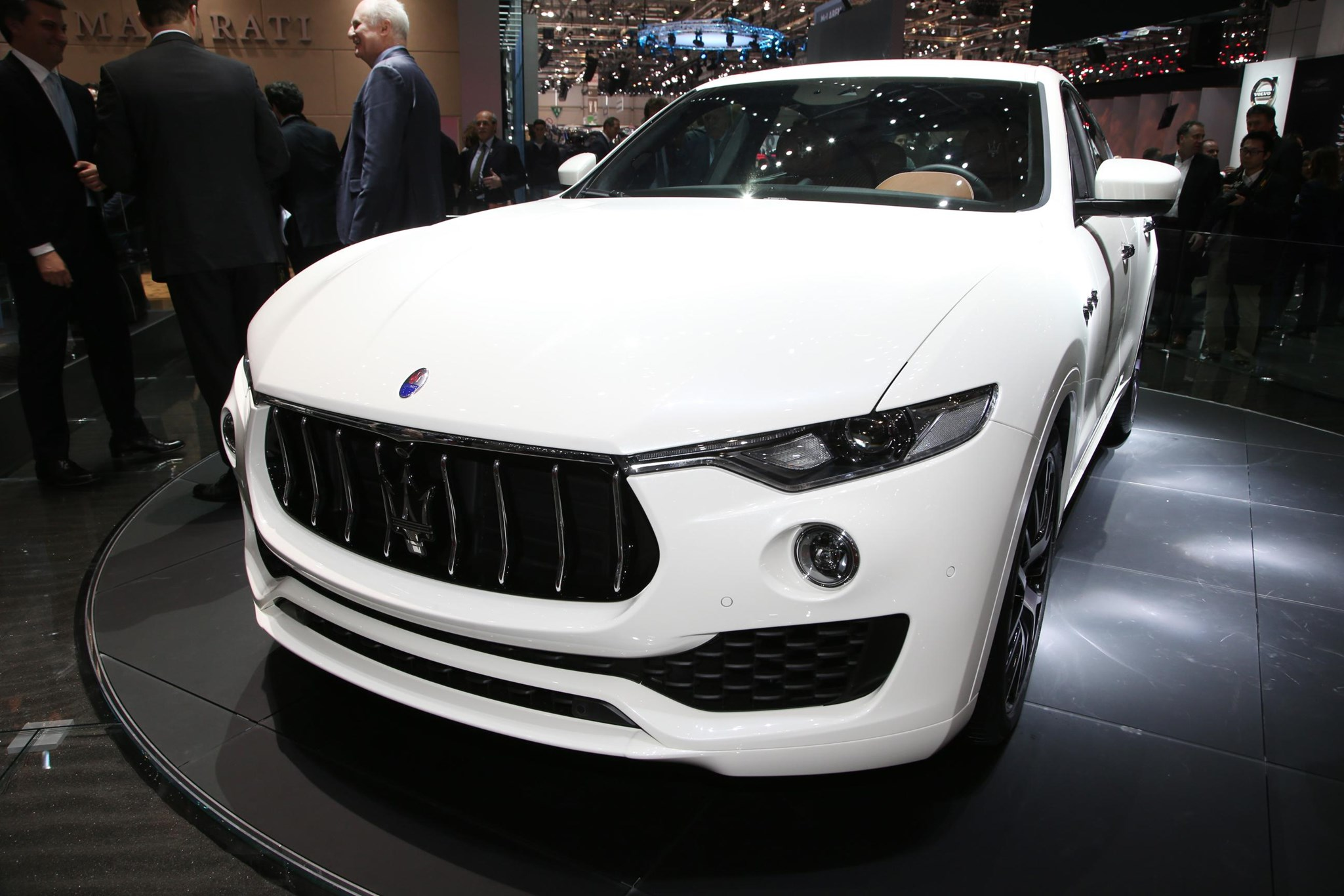 new car 2016 ukMaseratis first SUV will be diesel only for the UK by CAR Magazine