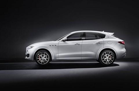 See it at the Geneva motor show 2016: the Maserati Levante