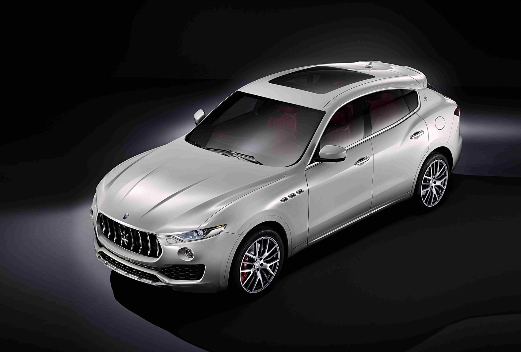 maserati 39 s first suv will be diesel only for the uk by car magazine. Black Bedroom Furniture Sets. Home Design Ideas